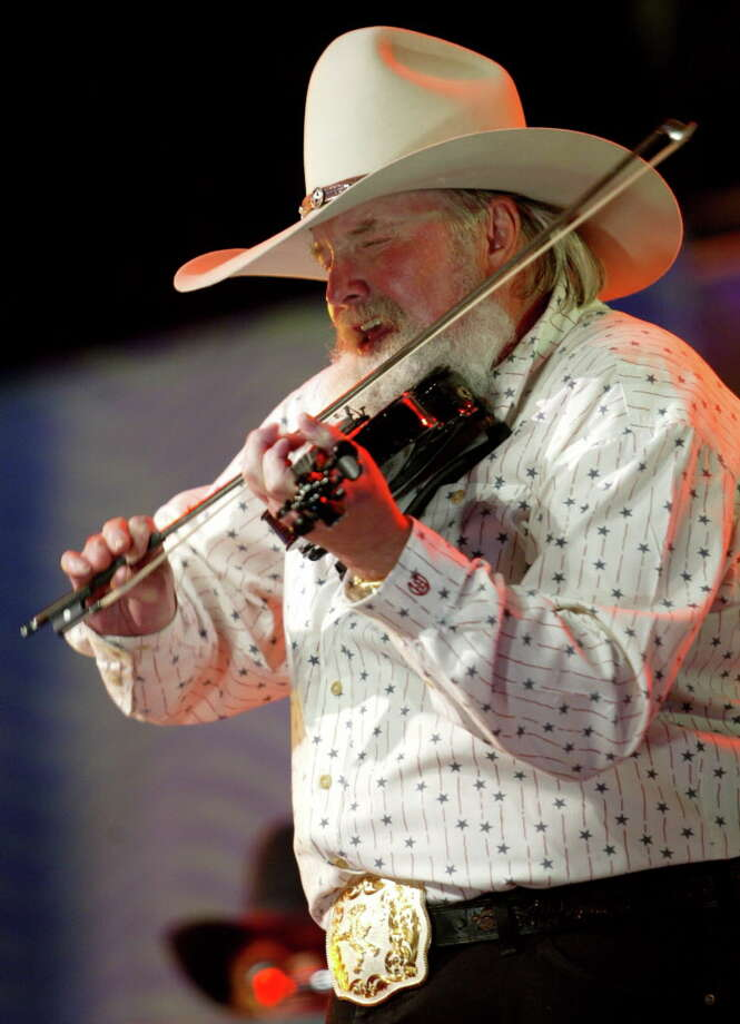 The Charlie Daniels Band will be performing at the New York State Food Festival at the Empire State Plaza on Wednesday. Click through the slideshow for more concerts coming up this year. Photo: SUE OGROCKI, AP / AP