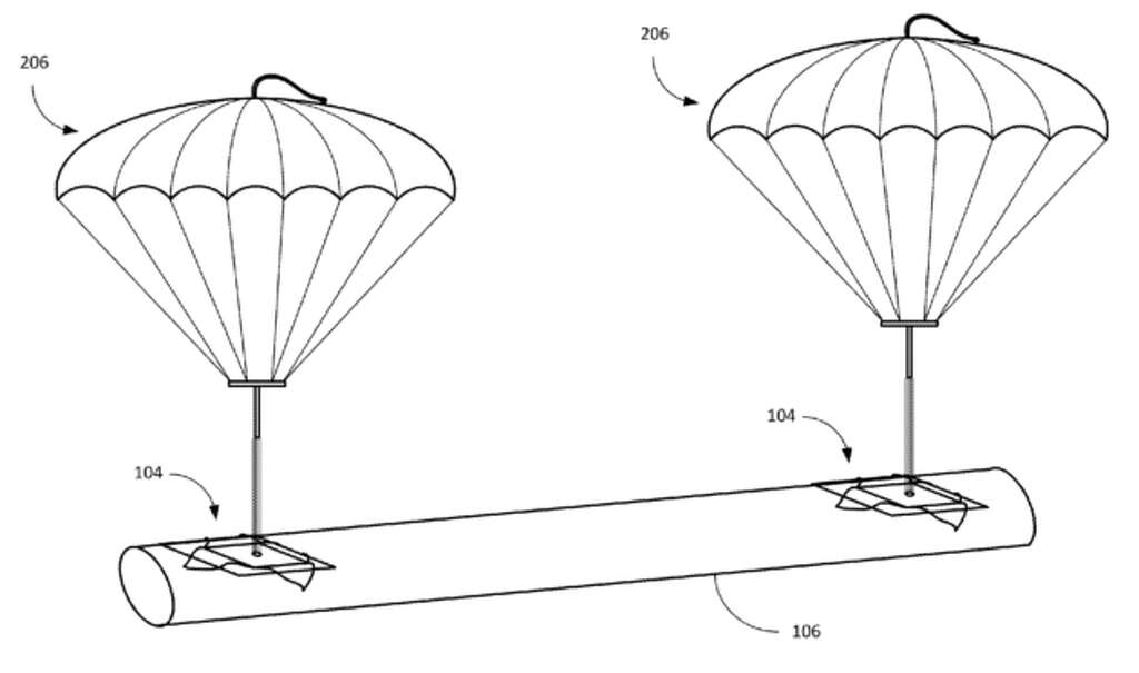 Amazon Patents Shipping Label With Built-In Parachute - Seattlepi.Com