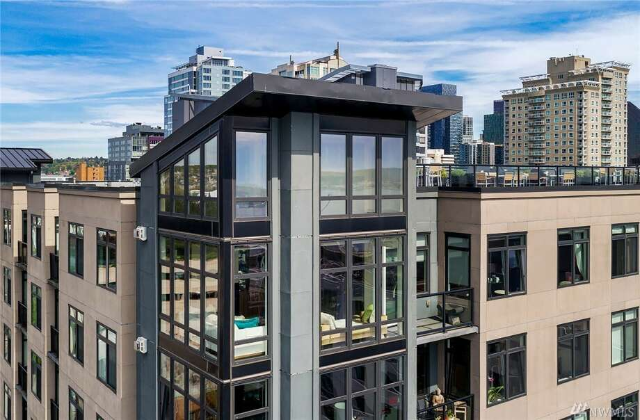 Top notch amenities, and within walking distance of some of Seattle's best downtown sights. Floor-to-ceiling windows allow natural light in, while providing scenic Elliott Bay views. Comes with custom tile floors and opulent fixtures to create the perfect urban retreat.2721 1st Ave. Ph. 02, listed for $1,325,000. See the full listing here. Photo: Listing Provided Courtesy Of Jordan Malloch, Windermere Real Estate Co.