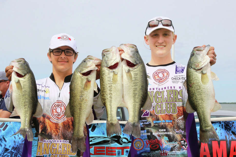 Fishing tournament results the courier for Fishing tournaments in texas
