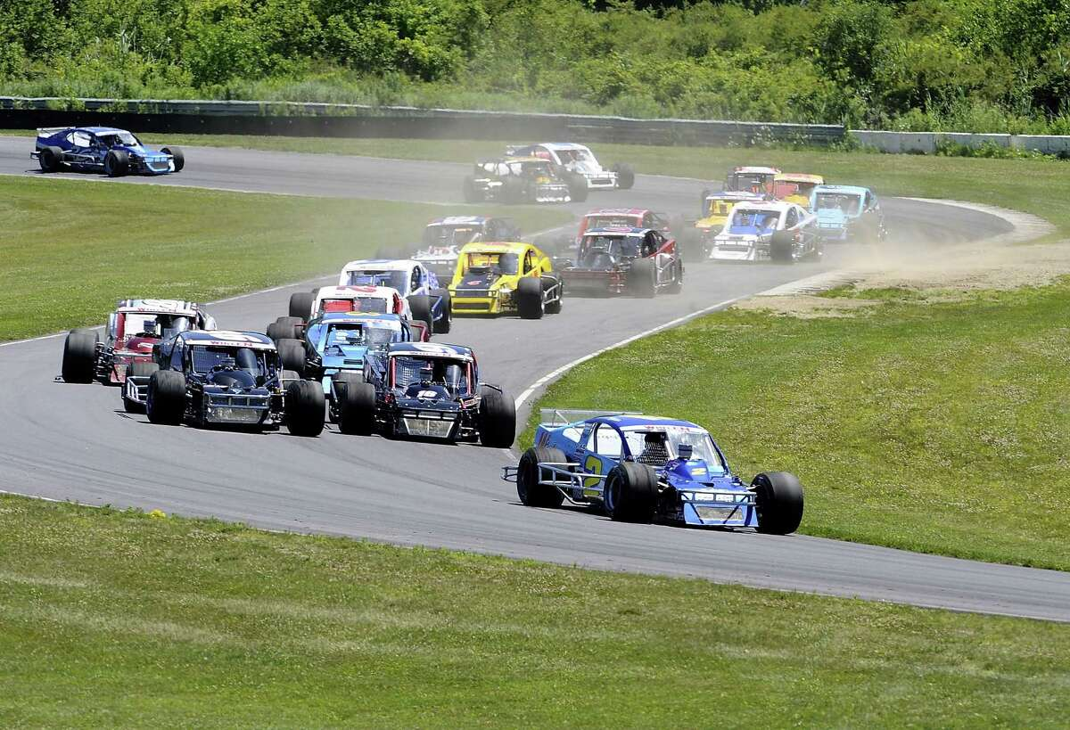 Racing action in July 2010 at Lime Rock Park in Lakeville, Conn. In May 2017, bankrupt Skip Barber Racing School listed Lime Rock as its largest unsecured creditor, owed $1.2 million. (Photo by Jeff Zelevansky/Getty Images for NASCAR)
