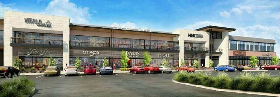 Service retailers and office space will be above first-floor restaurants and shops. Photo: Courtesy Of SDI Realty Advisors