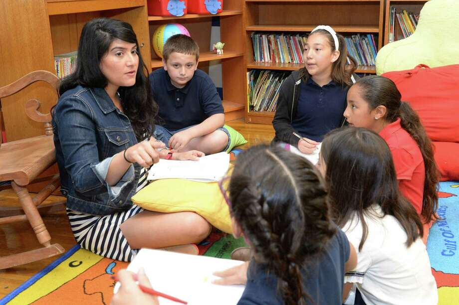 Children at Risk recently ranked the top schools in the Houston-areaClick through to see HISD's best elementary, middle and high schools. Photo: Craig Moseley, Staff / ©2017 Houston Chronicle