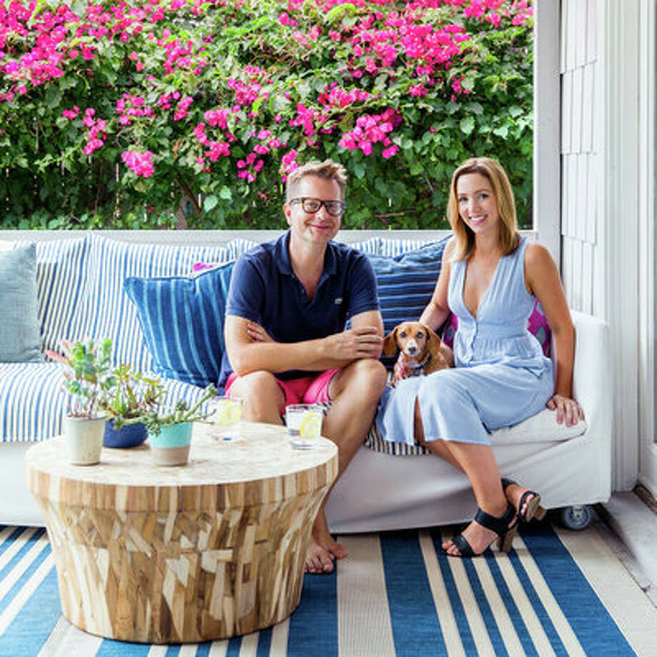 "California DreamyWhen it came to decorating her L.A. home, actress Stephanie Turner had an ace up her sleeve: her cousin, celebrated interior designer Nathan Turner. The two Angelenos are sibling-tight--and in sync stylistically too. ""We're both drawn to mix-matched patterns and antiques,"" says Nathan.""And we share a love of California.""