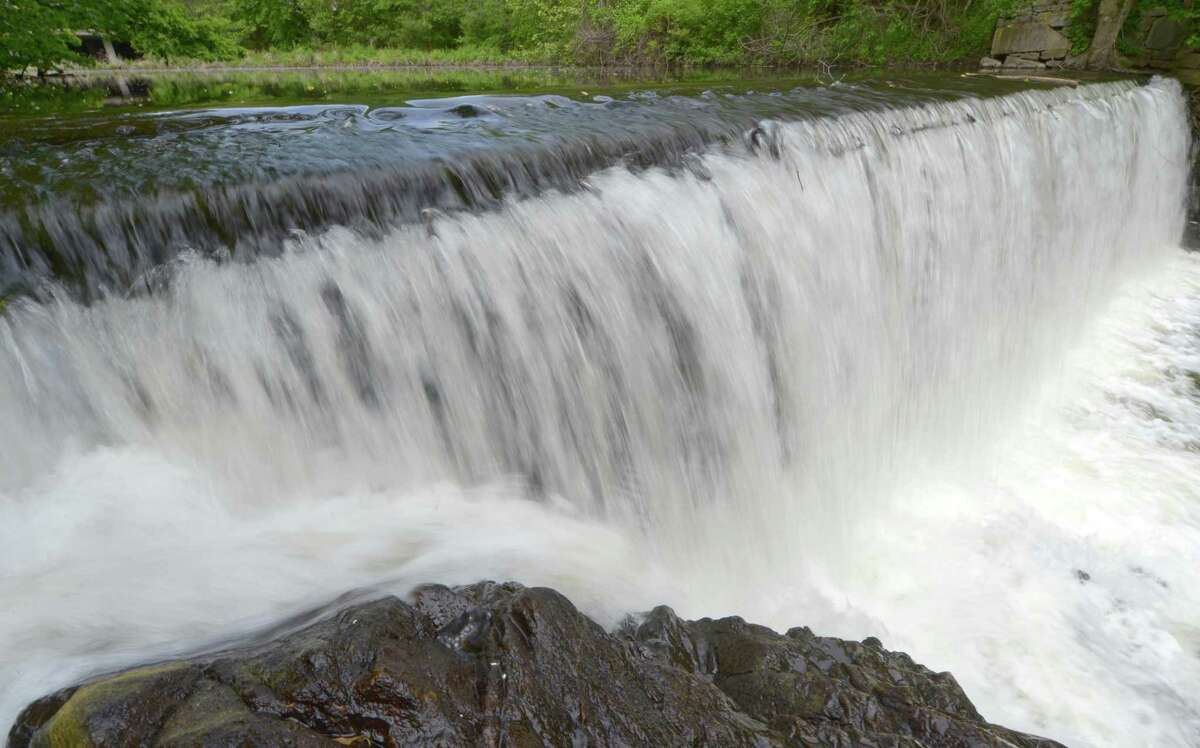 Work to remove the Flock Process Dam on the Norwalk River could begin this year. The 162-year-old structure is an impediment to migratory fish.