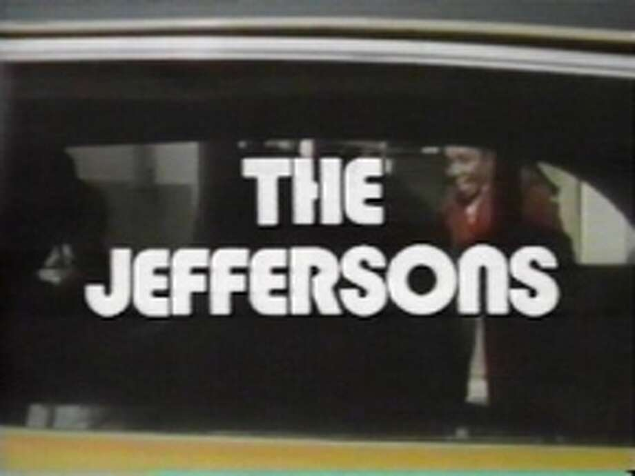 """The Jeffersons""TV Series Run: 1981-1985Starring: Isabel Sanford, Sherman Hemsley, and Marla GibbsEpisodes: You'll Never Get Rich (1985) My Hero (1981) Photo: TV Logo Photo: TV Logo For ""The Jeffersons"""