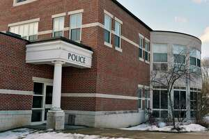 The Niskayuna police station Wednesday Feb. 20, 2013.  (John Carl D'Annibale / Times Union)