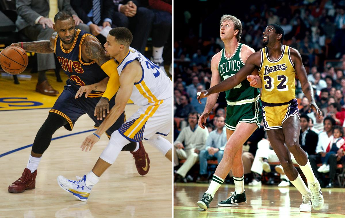 Warriors Cavaliers Is this most star studded NBA Finals ever