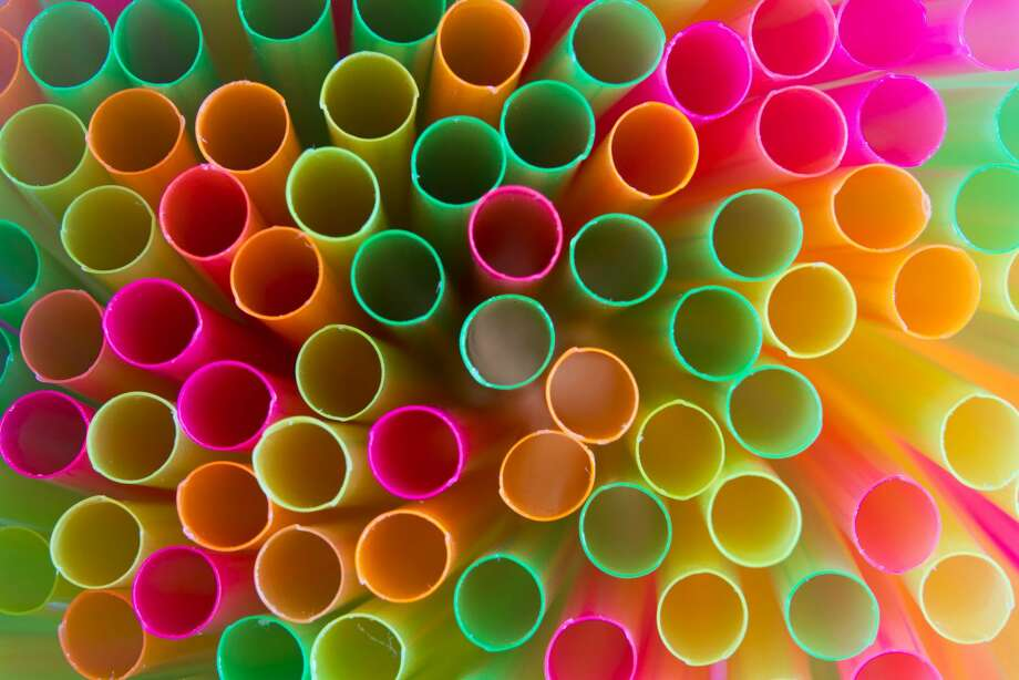 Plastic straws could be banned from the city of Berkeley, if a proposal from its city council passes Tuesday. Photo: Ullstein Bild/ullstein Bild Via Getty Images