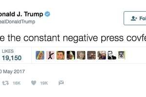 "President Trump's ""covfefe"" tweet sent Twitter into an uproar."