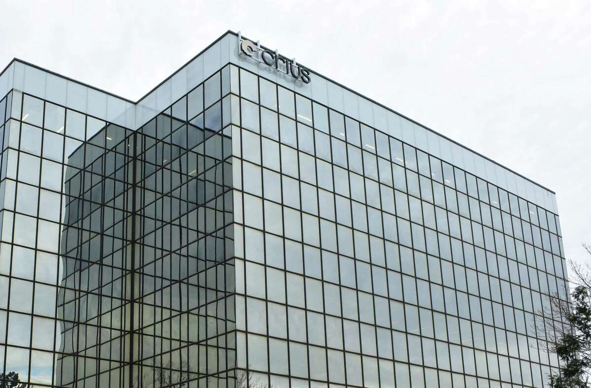The headquarters building of Crius Energy at 535 Connecticut Ave. in Norwalk, Conn.