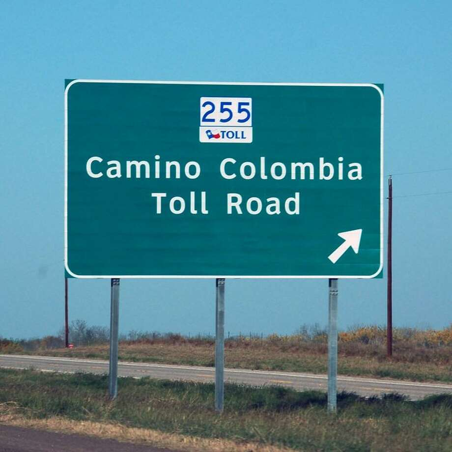 Come September, Camino Colombia will no longer have a toll, according to State Rep. Richard Peña Raymond. Photo: Courtesy Photo /