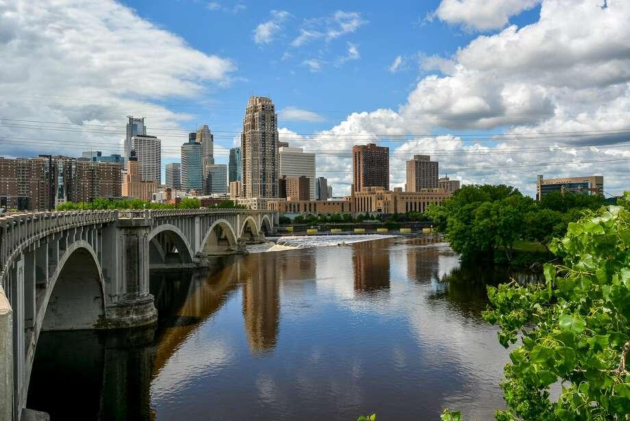 11. Minneapolis and St. Paul, Minnesota Photo: Bradley Olson / EyeEm/Getty Images/EyeEm