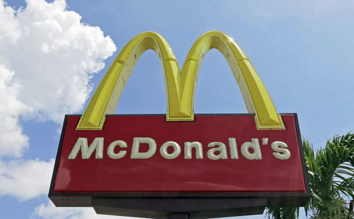 McDonald's is expanding delivery service to the Capital Region. The burger chain uses partners including UberEATS to handle the McDelivery program to its 10,000-plus U.S. restaurants.