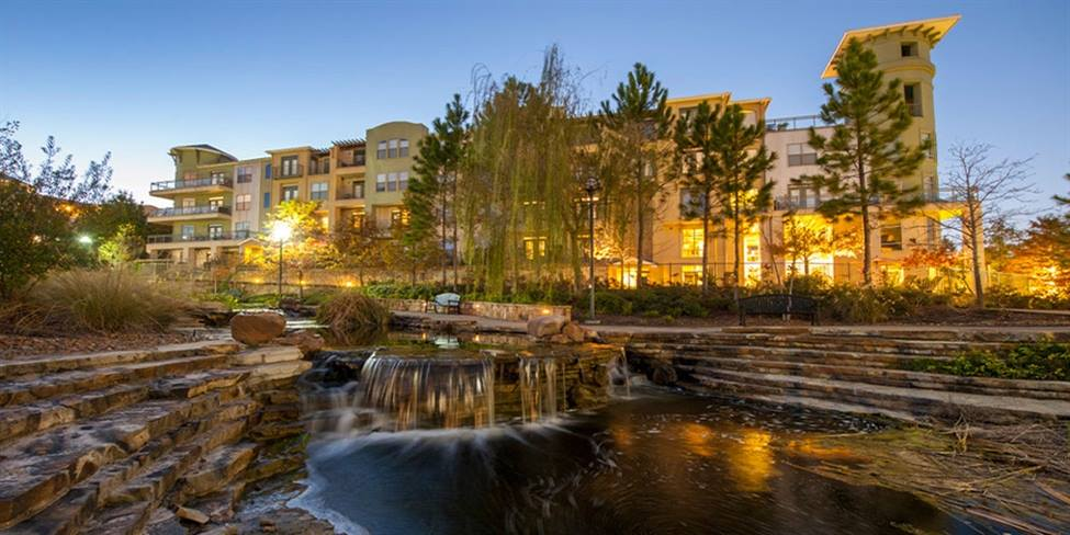 Best Apartment Complexes In Houston