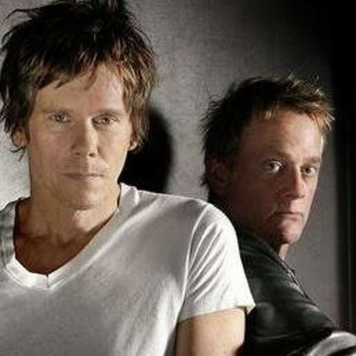 Actor Kevin Bacon and his guitar-playing brother, Michael Bacon, share a love of '60s rock, Americana and folk. The duo has been performing for years, though they've been singing together since they were kids. Expect a mix of originals and select covers, from the fun-loving to the highly moving. 7 p.m. Thursday at Gruene Hall, 1281 Gruene Rd, New Braunfels. $45. 830-629-5077. gruenehall.com -- Hector Saldana.