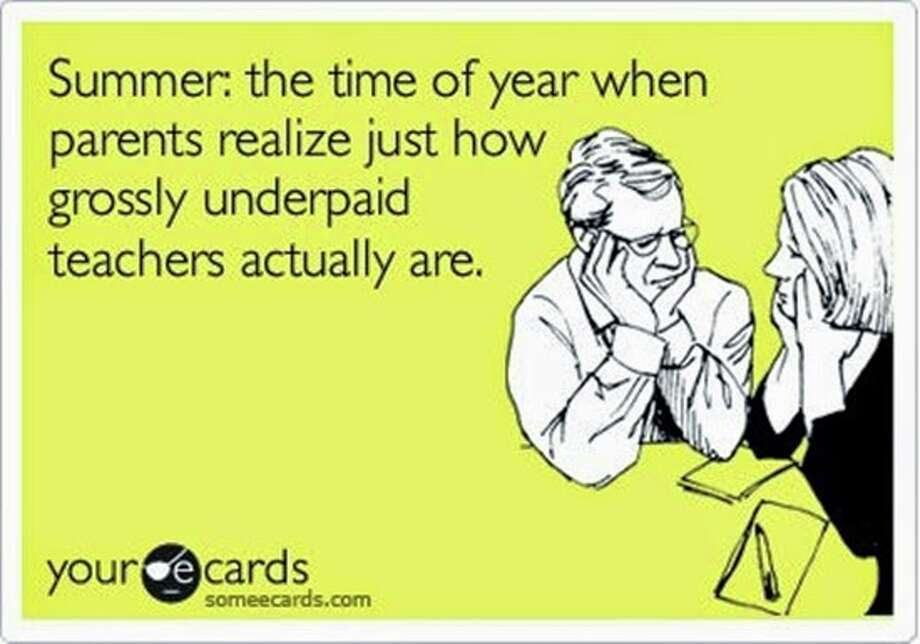 >>Here are 15 memes that explain how parents really feel about summer break with kids...ENJOY! Photo: (www.someecards.com)