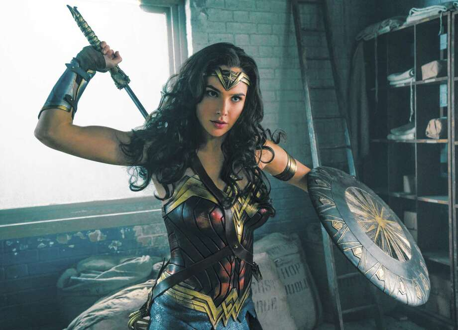 "Hera be praised, Wonder Woman at last has her own solo superhero movie. ""Wonder Woman,"" which breaks wide June 2, stars Gal Gadot as the comic book superheroine and feminist icon. Photo: Clay Enos, HONS / Associated Press"