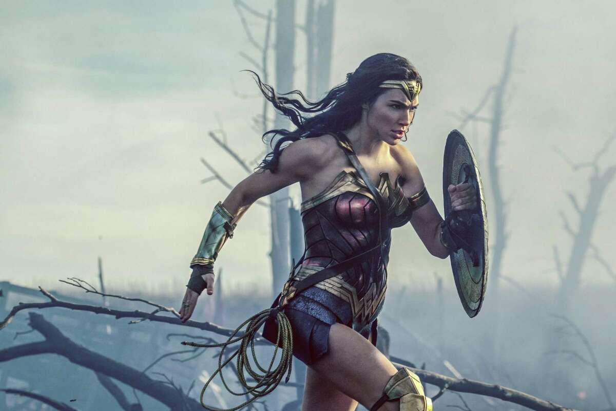 """This image released by Warner Bros. Entertainment shows Gal Gadot in a scene from """"Wonder Woman,"""" in theaters on June 2. >>Click to see summer 2017's must-see movies."""