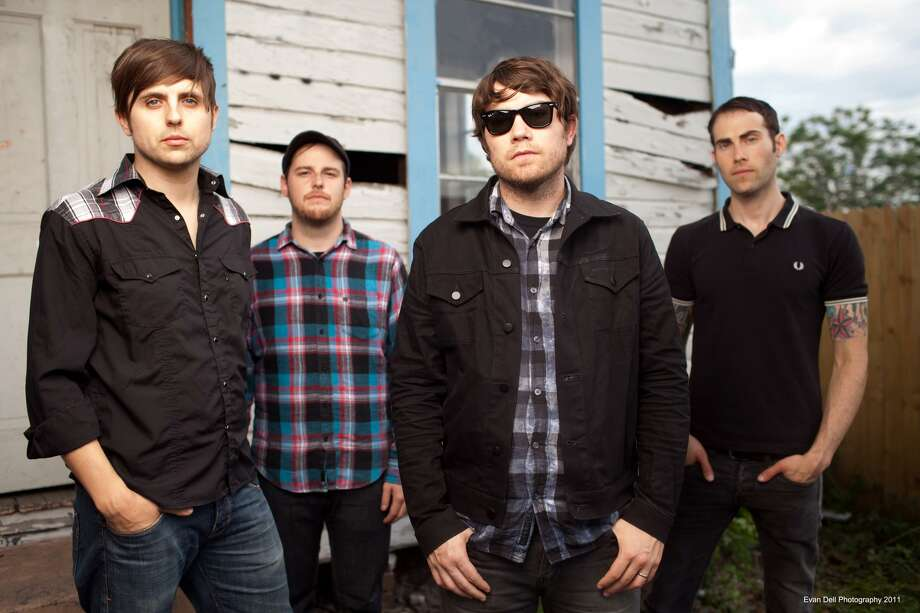Hawthorne Heights will perform in Laredo on May 3 at The Club.