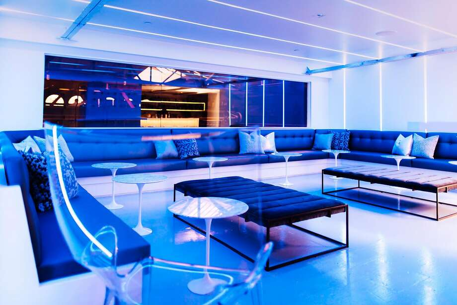 There 39 S A New Tron Themed Speakeasy In San Francisco The Grid At Coin Op Sfgate