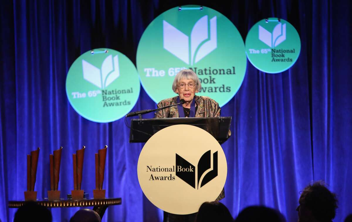 Ursula K. Le Guin Born in Berkeley, Ursula K. Le Guin has influenced generations of science fiction writers, including Salman Rushdie and David Mitchell, although she prefers to be referred to as an
