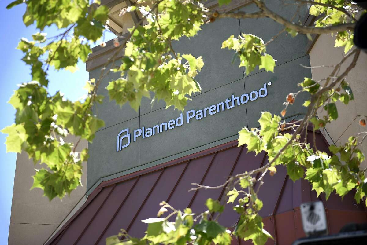 Exterior view of the Planned Parenthood office on Marina Way in Richmond, CA, on Wednesday May 31, 2017.