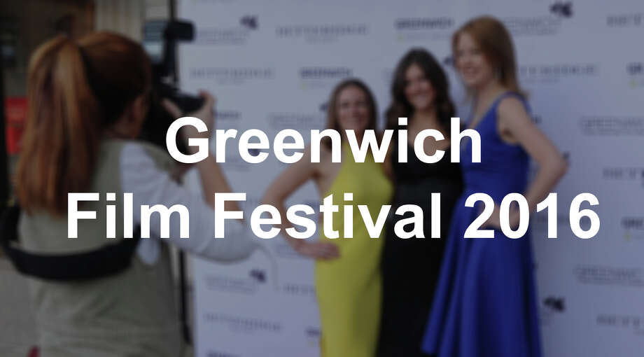 Photos from the 2016 Greenwich International Film Festival. / Greenwich Time