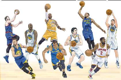 2017 Nba Finals Quiz Test Your Warriors And Cavs Knowledge Sfchronicle Com