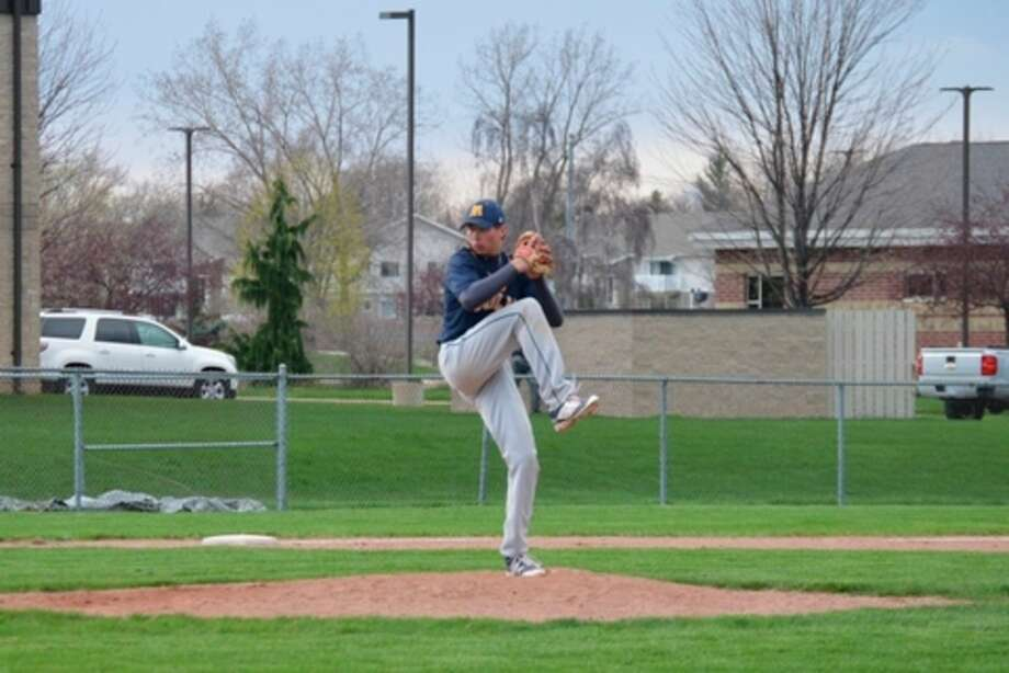 Photo provided Midland High's Garrett Willis is 10-0 in 10 starts with a 0.94 ERA.