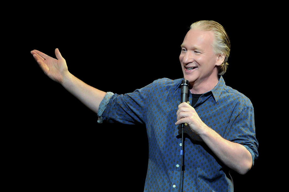 Photo by David Becker Bill Maher brings his stand-up tour to Soaring Eagle on Saturday, June 3. / 2013 WireImage