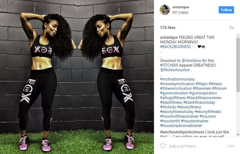 Get inspired to reach your #SummerBod goals with some of Instagram's fittest, most popular Houstonians.Photo: antanique Instagram Photo: Instagram