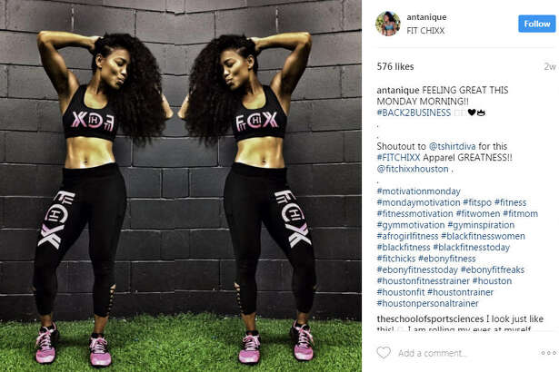 Get inspired to reach your #SummerBod goals with some of Instagram's fittest, most popular Houstonians.   Photo:  antanique Instagram