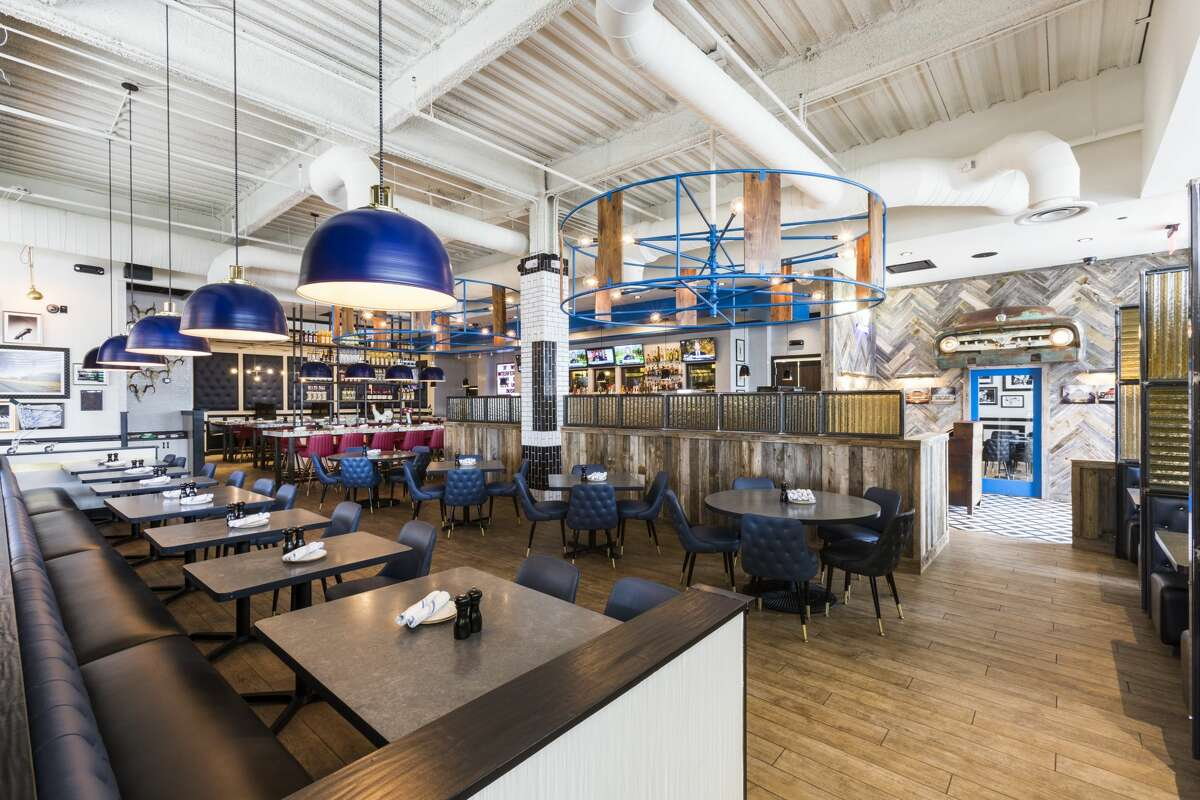 Interior of State Fare Kitchen & Bar which has been acquired by Culinary Khancepts, a sister company to Star Cinema Grill Group.