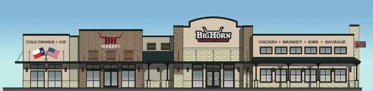 An 11,000-square-foot Big Horn BBQ location will be going up in Manvel at Texas 6 and FM 1128.