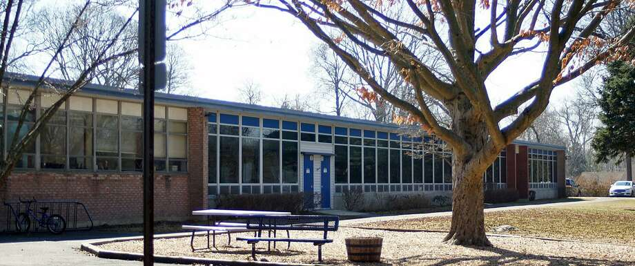 The Board of Selectmen approved $17.3 million in bonding for additions and renovations to Holland Hill School. Fairfield,CT. 6/1/17 Photo: Genevieve Reilly / Genevieve Reilly / Fairfield Citizen