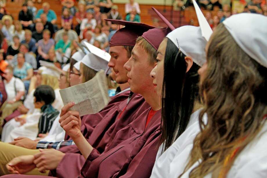 Cass City Graduation 2017 Photo: Coulter Mitchell/For The Tribune