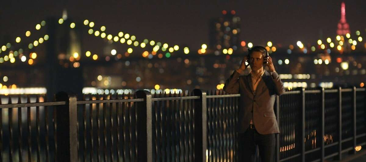 """A still from """"Prom King, 2010,"""" featuring Christopher Schaap, the movie's writer, director and star.� It's showing at Frameline41."""