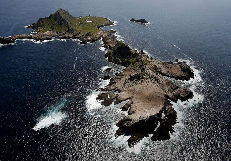 It took years to expand the Gulf of Farallones National Marine Sanctuary, which President Trump may now open to oil drilling. Photo: Brant Ward, The Chronicle