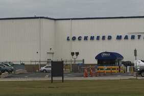 Lockheed Martin, which moved out of this engine maintenance facility (pictured) at Port San Antonio earlier this year, will establish a cyber office in the port's new Project Tech building