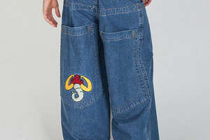 JNCO Wide-Leg Jeans   $75    BUY NOW    Ah, JNCO jeans - nature's way of telling us who listens to Insane Clown Posse while surfing Juggalo message boards online.   More:   '90s Fashion Trends That Work in 2017