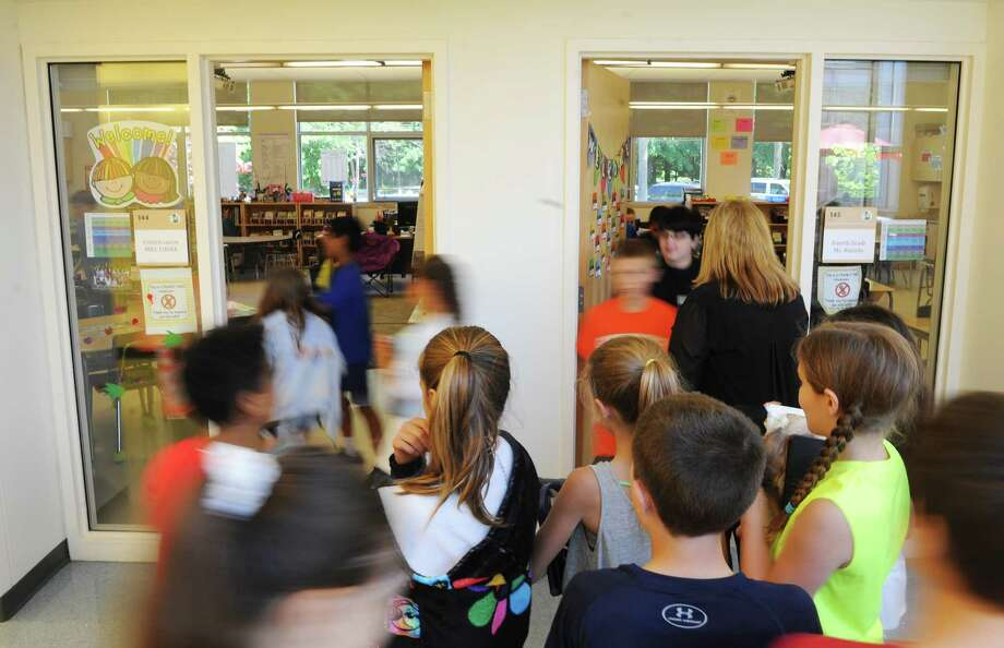 Click through the gallery to see how performance index scores vary from school to school.  Photo: Tyler Sizemore, Hearst Connecticut Media / Greenwich Time
