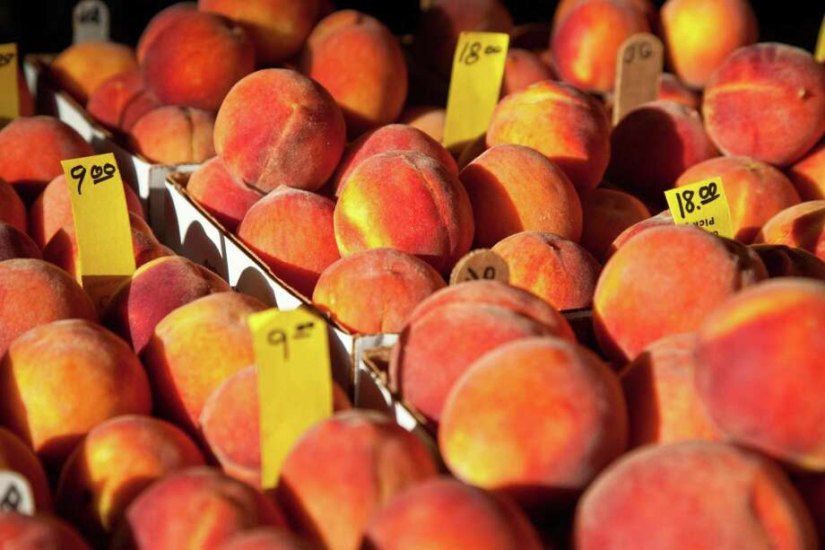 Gillespie County Peaches Photo: Trish Rawls /Houston Chronicle