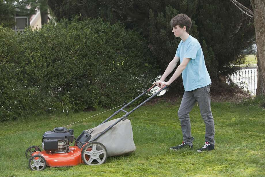 Should teens who make money by mowing lawns be required to have a business license? Photo: Pixel_Pig/Getty Images