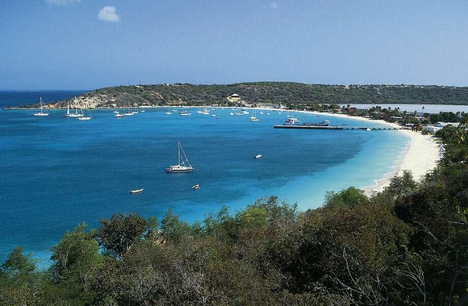 Anguilla: 15 percent cheaper than 2016 Photo: DEA / C. RIVES/De Agostini/Getty Images