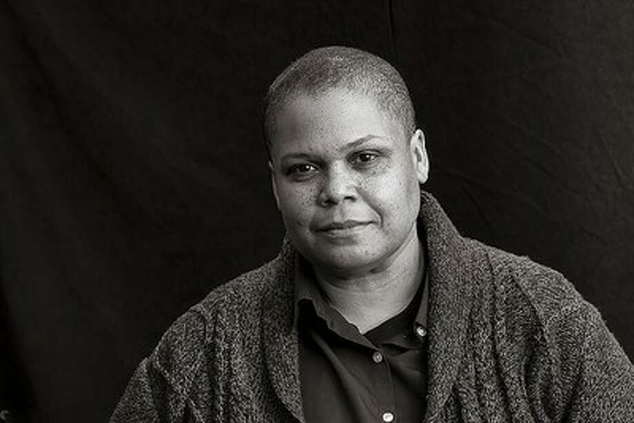 Princeton professor and author Keeanga-Yamahtta Taylor canceled her scheduled Seattle Town Hall appearance Wednesday after she said she received death threats. Photo: Don Usner/Haymarket Books