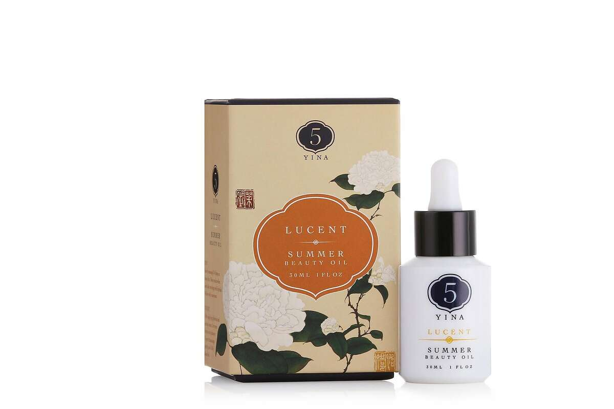 Think of the 5Yina Lucent Summer Beauty Oil as the light, easygoing little sister to your usual face oil. But don�t think that just because she�s easygoing means she�s a slacker � this oil blend has 25 bioactive ingredients including brightening American Ginseng and decongesting lotus flower to balance, purify and soothe the most temperamental seasonal skin.