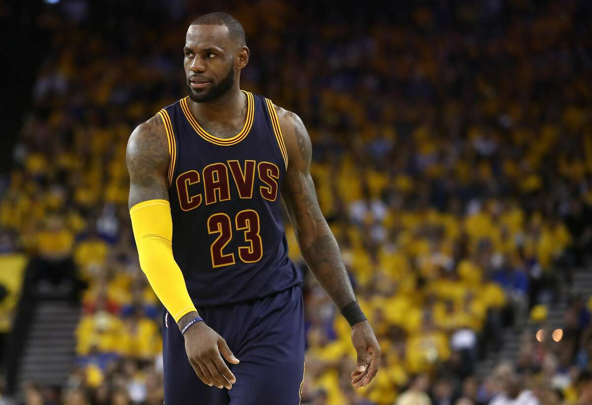 LeBron James, Cavaliers James has been one of the most politically outspoken players among current athletes for the past several years. He often has spoke out against racial injustic and police brutality and recently called President Donald Trump a