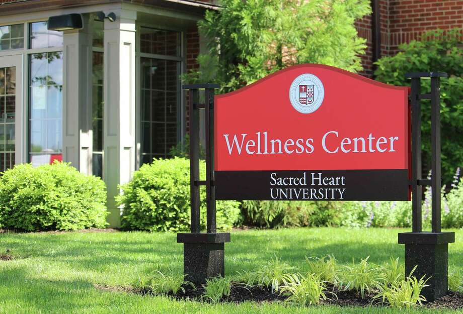 Sacred Heart University's Wellness Center in on Park Avenue in Fairfield, Conn. June 1, 2017. Photo: Laura Weiss / Hearst Connecticut Media / Fairfield Citizen