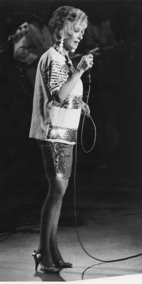 Tammy Wynette. 1991 Photo: Daily News File Photo